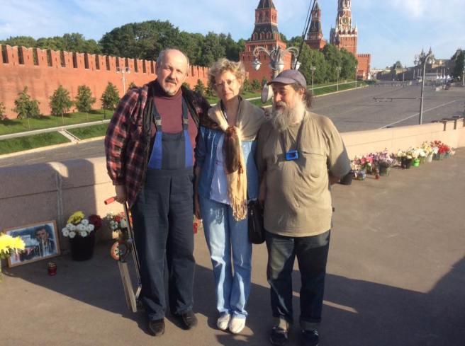 31 мая 2016 — последний день весны. На стыке двух смен дежурных: Таня Тихонович, Сергей Шевченко и Гриша Саксонов