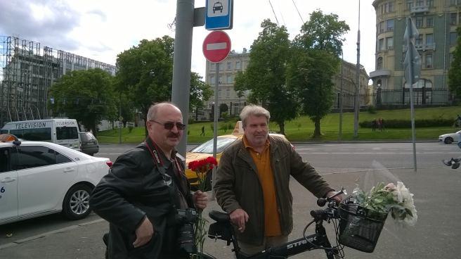 Василий Петров и Александр Рыклин