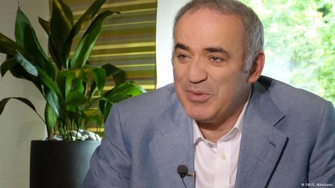 Каспаров считает, что Кремль инструментализирует оппозицию