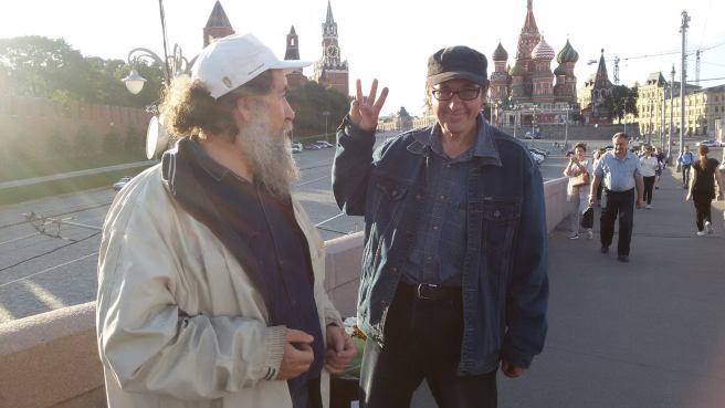 Григорий Саксонов и Александр Казаков