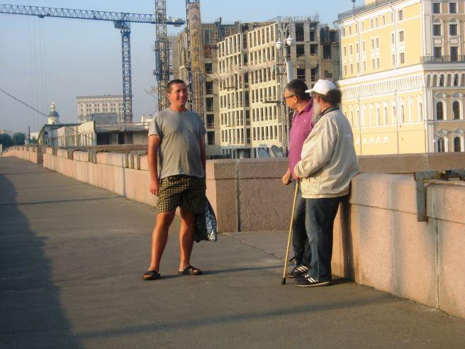 Гриша, Игорь и Сашко