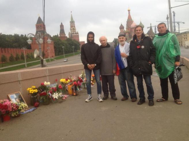 Ночные Павел Колесников, Григорий Симаков, Сашко и Андрей (гость), и утренний Вадим Цветков.