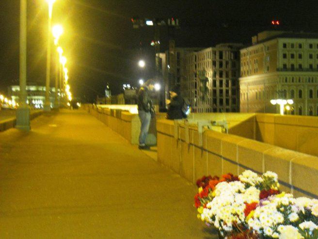 11.10.2016. Немцов Мост.