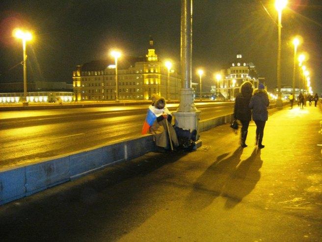 27.10.2016. Немцов мост. Гриша