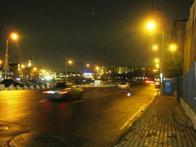 27.10.2016. Немцов мост. Иду на мост. Болотная площадь