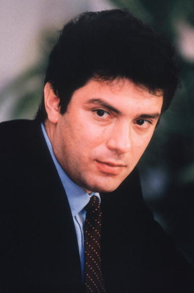 Reformist Russian First Deputy PM Boris Nemtsov in serious portrait. (Photo by Sergei Guneyev/The LIFE Images Collection/Getty Images)