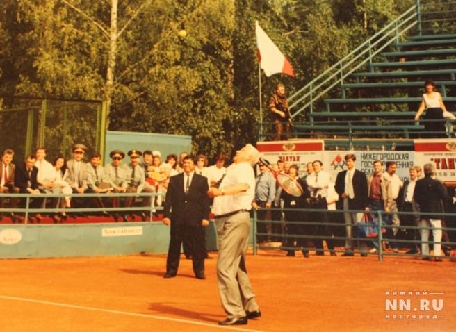 1992 год. Фото: из архива Александра Котюсова
